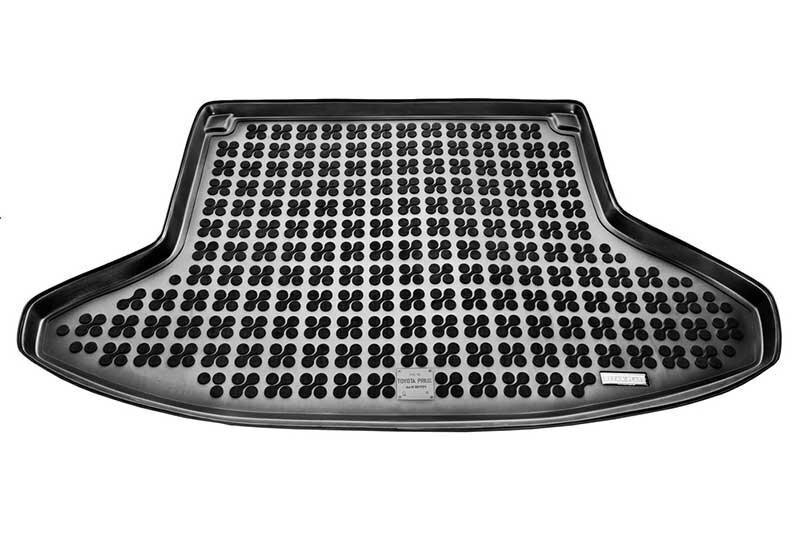Gumijas bagāžas nodalījuma paklājiņš Toyota PRIUS 2004-2010 /231721 cena un informācija | Bagāžnieka paklājiņi pēc auto modeļiem | 220.lv