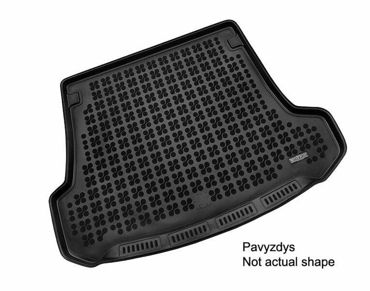 Gumijas bagāžnieka paklājiņš Lexus CT 200H 2011-> /233303 cena un informācija | Bagāžnieka paklājiņi pēc auto modeļiem | 220.lv