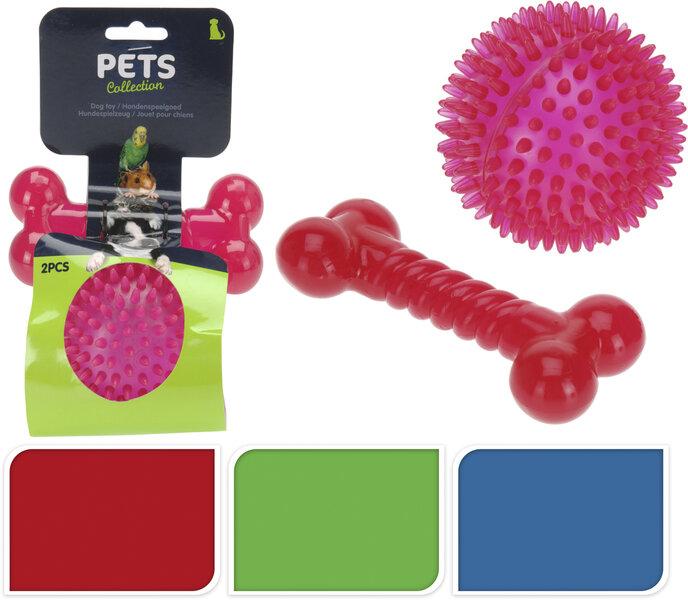 Rotaļlietu komplekts cena un informācija | Rotaļlietas suņiem | 220.lv