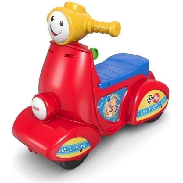 Skuteris Fisher Price CGT07 cena un informācija | Rotaļlietas zīdaiņiem | 220.lv