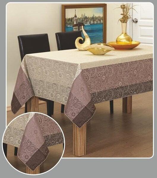 Galdauts Caffe, 140x260 cm cena un informācija | Galdauti, virtuves dvieļi | 220.lv