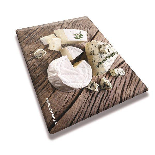 Stikla griešanas dēlis, 30 x 40 cm cena un informācija | Virtuves piederumi | 220.lv