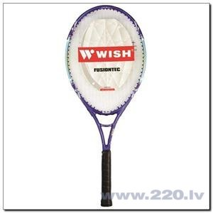 Tenisa raķete ārpus telpu spēlēm WISH FUSIONTEC 500 686mm cena un informācija | Teniss | 220.lv