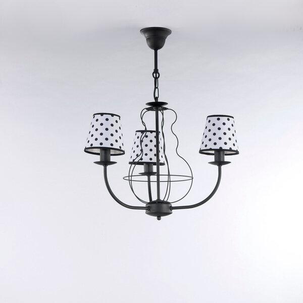 Griestu lampa DASZA 3 kaina ir informacija | Piekaramās lampas | 220.lv