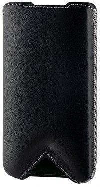 Универсальный кожаный чехол Vicious & Divine Pouch iPhone 4/4S/M, Чёрный цена и информация | Maciņi, somiņas | 220.lv