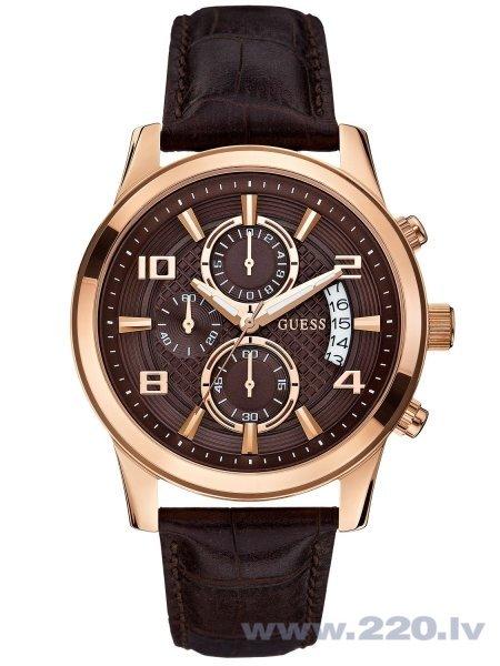 Pulkstenis GUESS W0076G4 cena un informācija | Vīriešu pulksteņi | 220.lv
