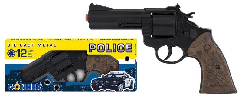 Rotaļu policijas darbinieka ierocis Gonher, 127/6 cena un informācija | Lomu spēles | 220.lv
