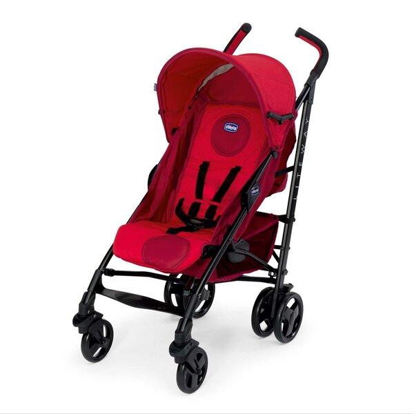 Детская коляска Chicco Lite Way Complete Red цена и информация | Bērnu rati | 220.lv