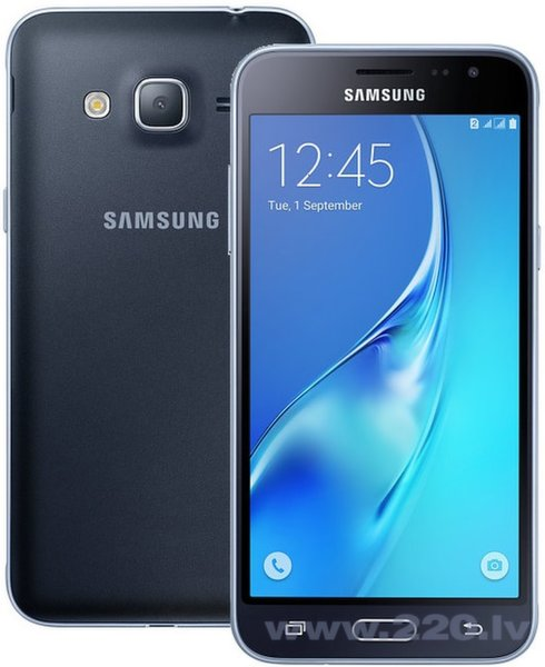 Samsung Galaxy J3 J320 8GB LTE Black (Черный) цена и информация | Mobilie telefoni | 220.lv