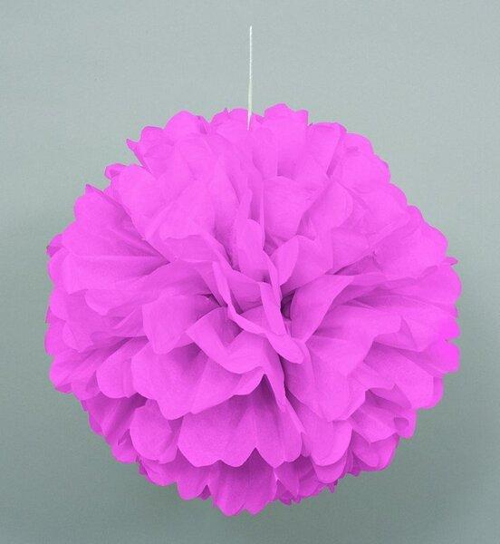 Svētku rotājums, rozā (40 cm) cena un informācija | Svētku dekorācijas un vienreizlietojamie trauki | 220.lv