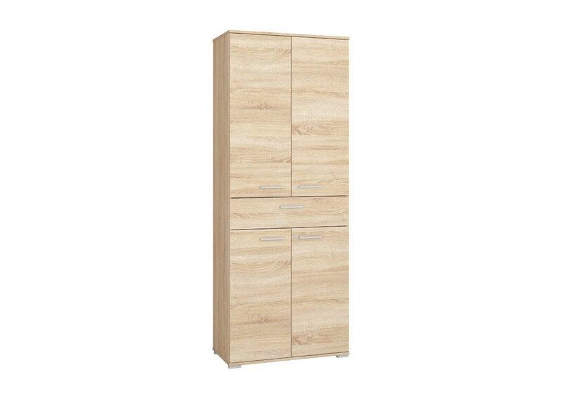 Шкаф Optimal 02 цена и информация | Skapji | 220.lv