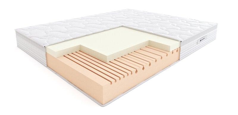 Matracis Hilding Salsa, 180x200 cm cena un informācija | Matrači | 220.lv