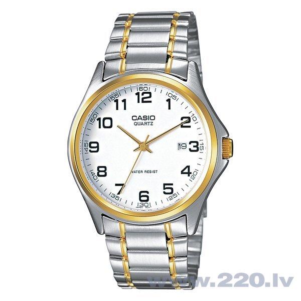Vīriešu pulkstenis Casio MTP1188PG-7BEF kaina ir informacija | Vīriešu pulksteņi | 220.lv