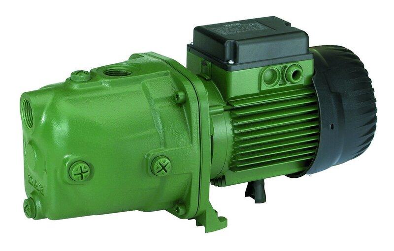 Водяной насос DAB JET 132 M цена и информация | Ūdens sūkņi | 220.lv