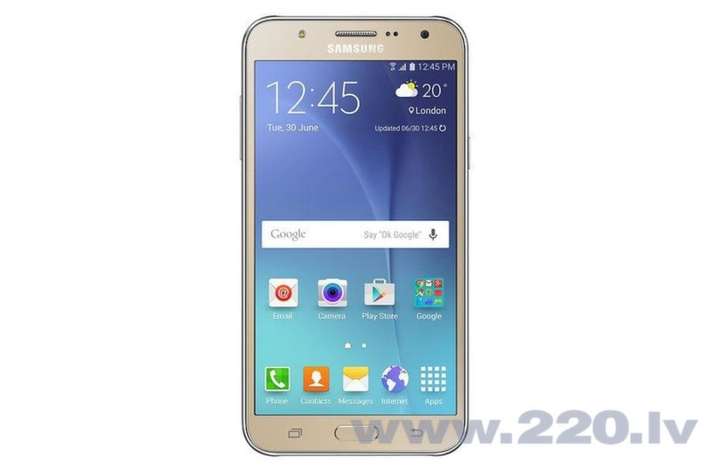 Samsung J700DS Galaxy J7 Dual gold цена и информация | Mobilie telefoni | 220.lv