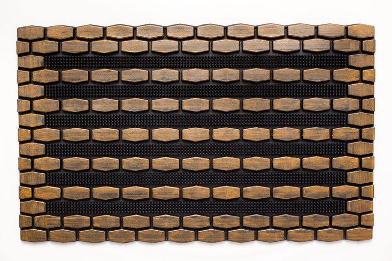 Durvju kājslauķis Forest, 45x75 cm cena un informācija | Kājslauķi | 220.lv