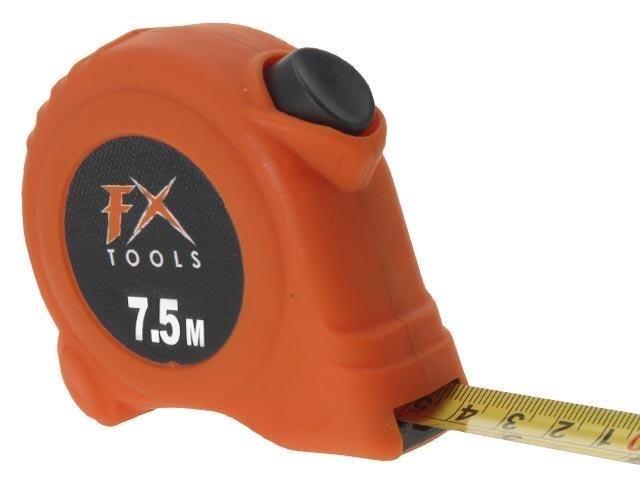 Mērlente 22mm/7,5m cena un informācija | Instrumenti | 220.lv