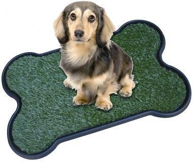 Tualetes paklājs Happy Pet, 43x68,5 cm cena un informācija | Kopšanas piederumi suņiem | 220.lv
