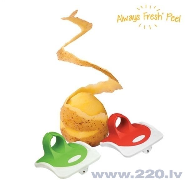 Овощечистка Always Fresh, 2 шт. цена и информация | Virtuvei | 220.lv