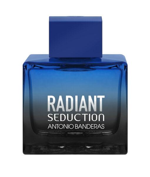 Tualetes ūdens Antonio Banderas Radiant Seduction in Black edt 100 ml cena un informācija | Vīriešu smaržas | 220.lv