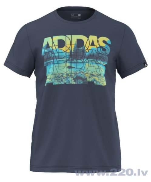 Vīriešu T-krekls Adidas cena un informācija | Vīriešu T-krekli | 220.lv