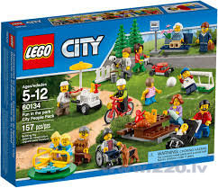 Konstruktors Lego City Fun in the park - City People 60134 cena un informācija   LEGO   220.lv
