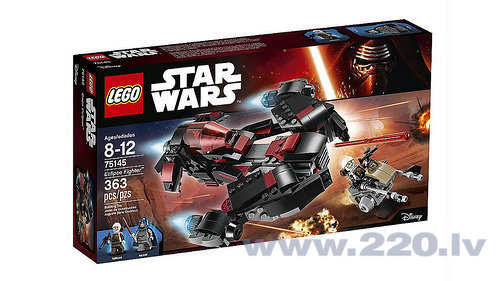 Конструктор Lego Star wars Eclipse Fighter 75145​ цена и информация | LEGO | 220.lv