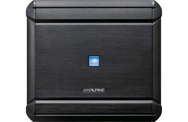 Alpine MRV-V500, 5-канальный цена и информация | Auto jaudas pastiprinātāji | 220.lv