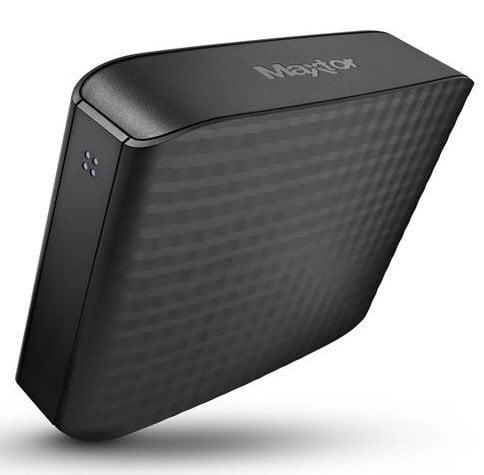 Maxtor D3 Station 5TB USB3 STSHX-D501TDBM цена и информация | HDD - ārējie | 220.lv