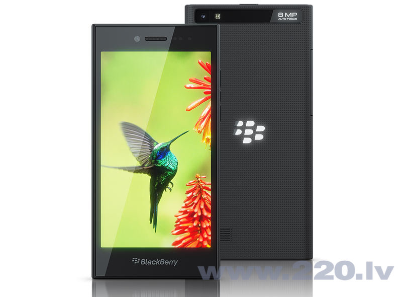 Blackberry Leap LTE Black цена и информация | Mobilie telefoni | 220.lv