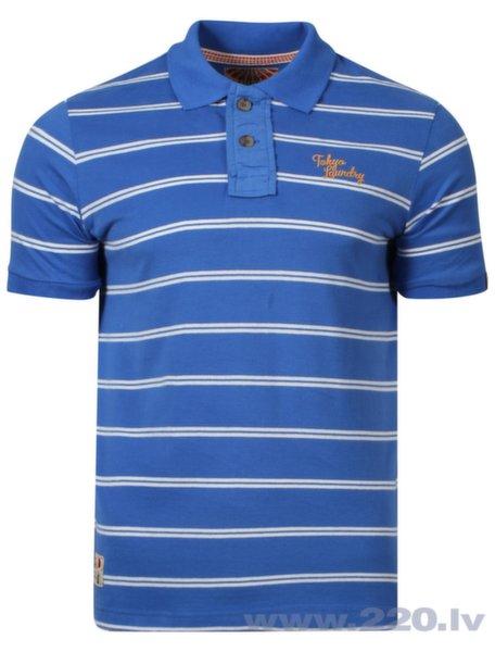 Vīriešu polo krekls Tokyo Laundry cena un informācija | Vīriešu T-krekli | 220.lv