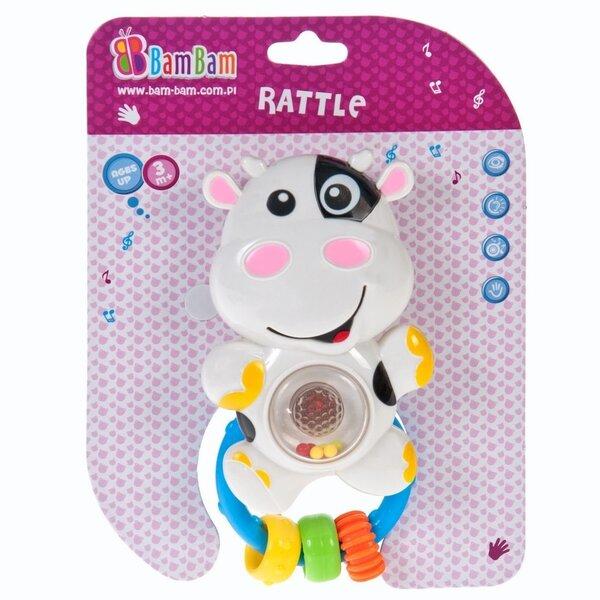 Grabulis BAM BAM Govs, 334784 cena un informācija | Rotaļlietas zīdaiņiem | 220.lv