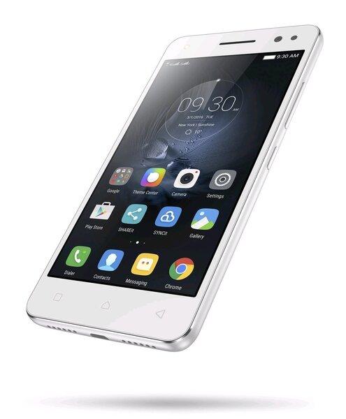 Lenovo Vibe S1 Lite Dual LTE White цена и информация | Mobilie telefoni | 220.lv