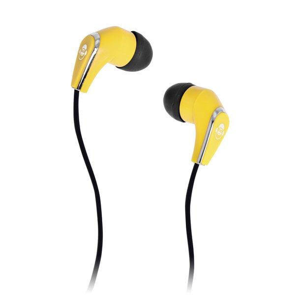 Idance SLAM 45, жёлтые цена и информация | Austiņas | 220.lv