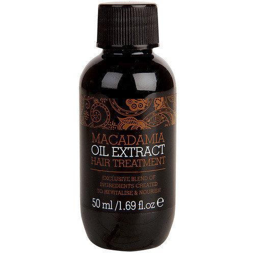 Intensīvi mitrinošs līdzeklis Macadamia Oil Extract Hair Treatment 50 ml cena un informācija | Matu uzlabošanai | 220.lv