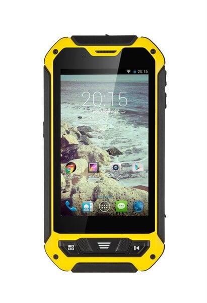 Kruger & Matz Drive 4 mini Dual LTE Black цена и информация | Mobilie telefoni | 220.lv