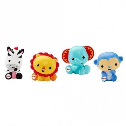 Vannas rotaļlietu komplekts Fisher Price, DHJ88 cena un informācija | Rotaļlietas zīdaiņiem | 220.lv
