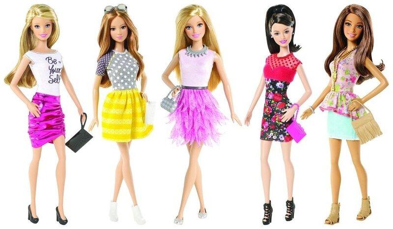 Lelle Barbie, DFT85, 1 gab. cena un informācija   Lelles   220.lv