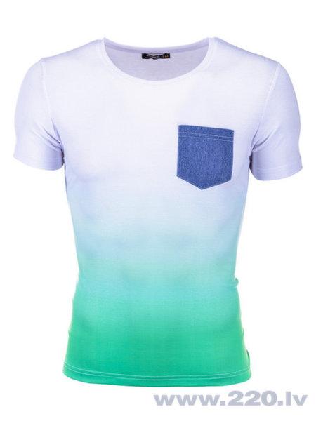 Vīriešu T-krekls Ombre cena un informācija | Vīriešu T-krekli | 220.lv