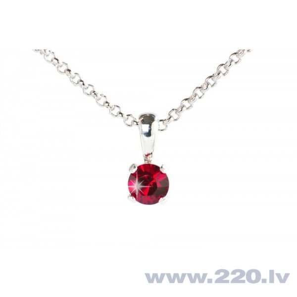 Sieviešu kaklarota Destellos CSWS29GR cena un informācija | Kaklarotas | 220.lv