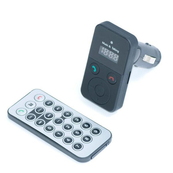 Auto FM Modulators LCD K505C cena un informācija | FM Modulatori | 220.lv