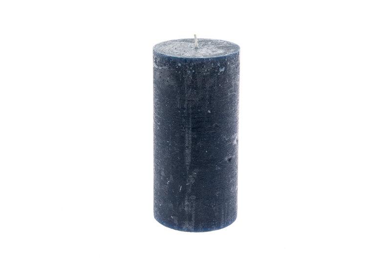 Cilindriska svece, 10x20 cm cena un informācija | Sveces un svečturi | 220.lv