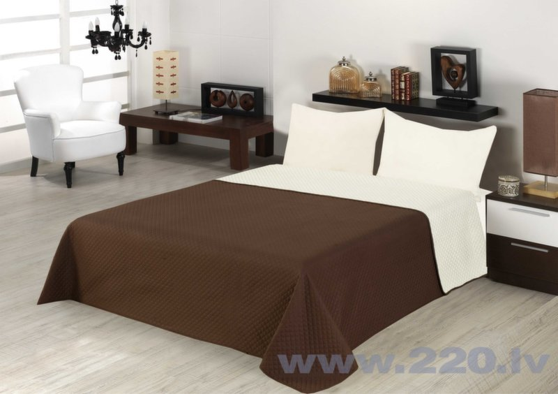 Декоративное покрывало, 200x220 см цена и информация | Dekoratīvie gultas pārklāji un pledi | 220.lv