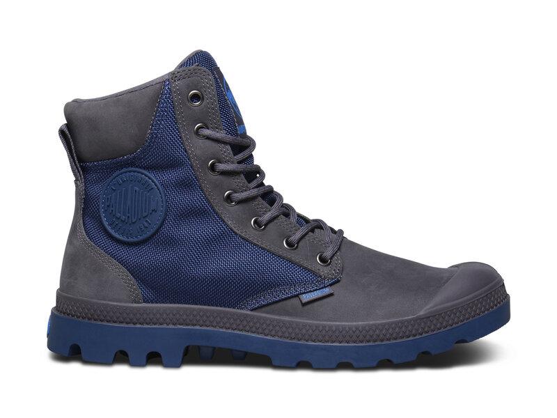 Vīriešu apavi Palladium Pampa Sport Cuff Wpn cena un informācija | Kurpes, apavi | 220.lv