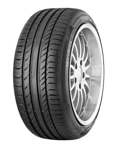 Continental ContiSportContact 5 245/40R17 91 W MO cena un informācija | Riepas | 220.lv