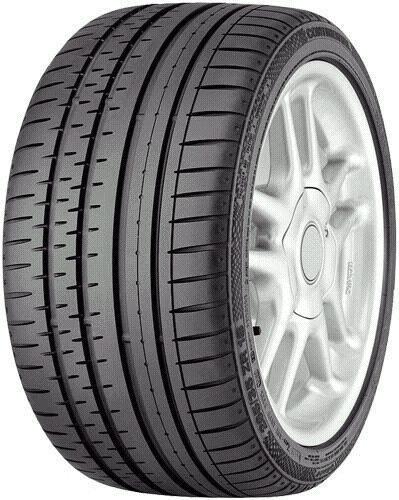 Continental ContiSportContact 2 235/55R17 99 W MO cena un informācija | Riepas | 220.lv