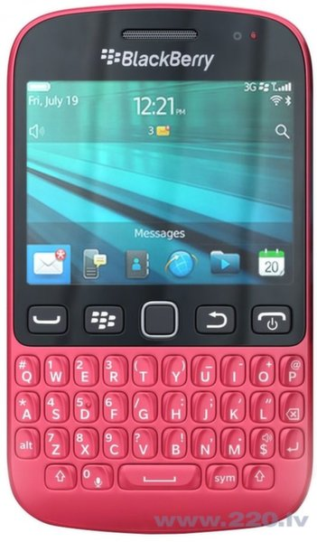 Blackberry 9720 Pink цена и информация | Mobilie telefoni | 220.lv