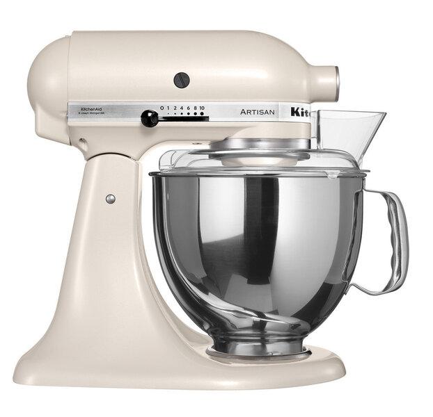 KitchenAid 5KSM150PSELT цена и информация | Virtuves kombaini | 220.lv
