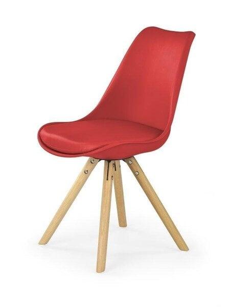 4 krēslu komplekts K201 cena un informācija | Krēsli | 220.lv