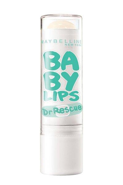 Lūpu balzāms Maybelline New York Baby Lips Dr. Rescue 4.4 g cena un informācija | Lūpas | 220.lv